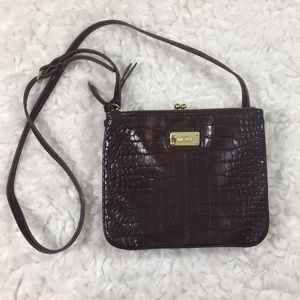 Nine West brown cross body bag